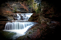 Upper Buttermilk Falls, Ithaca NY